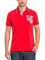 JACK WILLIAMS Polo (Rojo)