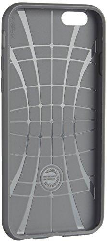 Cover-iPhone-6S-Spigen-Cover-iPhone-6-TPU-Shock-Absorption-CapsuleGray-Assorbimento-di-Scossa-Chiaro-TPU-Goccia-Protezione-Custodia-iPhone-6S-Custodia-iPhone-6-SGP11752