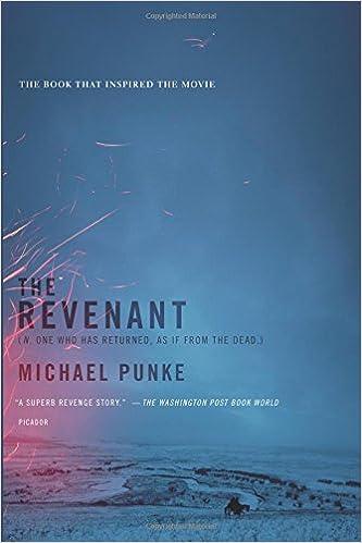 The Revenant Free Pdf | Download eBook PDF/EPUB
