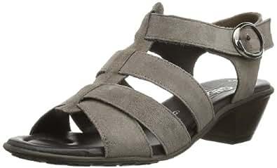 Gabor Shoes Gabor Comfort 86.055.78 Damen Sandalen, Grau (mineral), EU 37.5 (UK 4.5) (US 7)