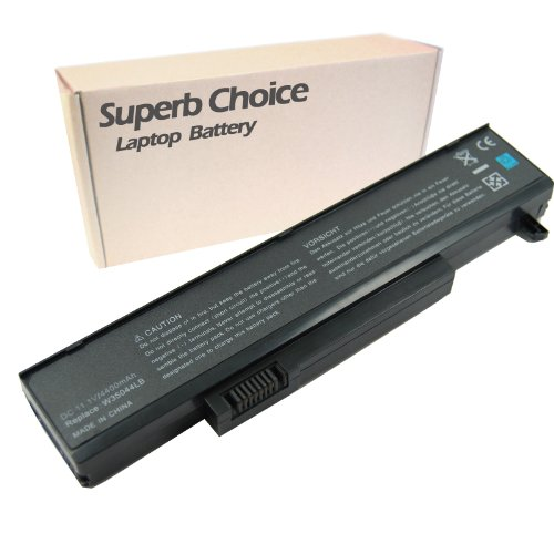 Brilliant Choice New Laptop Replacement Battery for Gateway 3UR18650-2-T0037 3UR18650F-2-ARM squ-715 squ-716 squ-719 squ-720 w35044lb w35044lb-sp w35044lb-sy w35052lb w35052lb-sy w35078ld w35078ld-sp