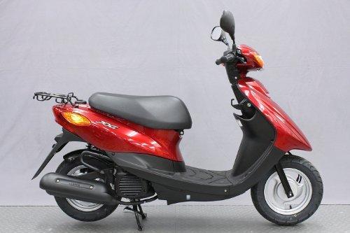 ヤマハ ジョグ FI 50cc 赤 原付バイク 本体 国内モデル・新車乗出し価格