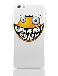 PosterGuy iPhone 6 Plus / iPhone 6S Plus Case Cover - Crazy1 | Designed by: Neha Ahuja Das