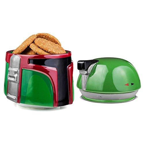 star-wars-boba-fett-barattolo-di-ceramica-per-biscotti-colore-verde