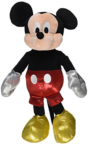 Ty Beanie Buddies Mickey Sparkle Medium Plush - 1
