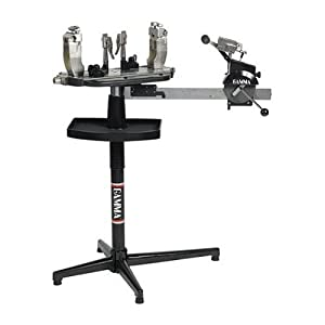 Buy Gamma 5003 with 2 Point Mounting System Stringing Machine by Gamma