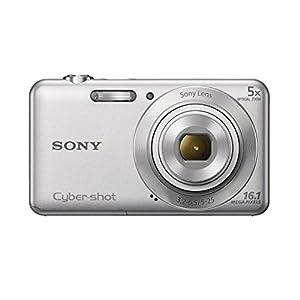 Sony DSC-W710S.CE3 Appareil Photo Numérique 16 Mpix 5x Argent