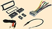 buy Radio Stereo Install Dash Kit + Wire Harness + Antenna Adapter For Dodge Caravan (02-06), Dakota (03-04), Durango (02-03), Intrepid (02-04), Neon(02-04), Ram 3500 (02-05), Stratus(02-06), Viper(03-05)