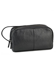Autograph Leather Hoxton Washbag