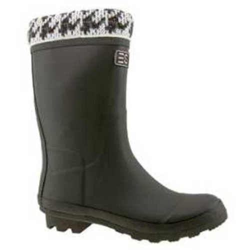 ESPRIT Windy Knit Rain Boot G13090,