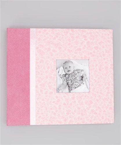 aimeej Luxe Baby Days Keepsake Album - Pink - 1