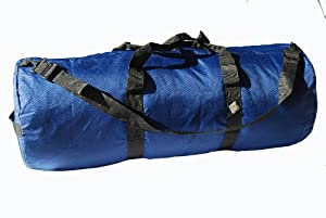 Northstar 1050 HD Tuff Cloth Diamond Ripstop Series Gear/Duffle Bag (16 x 40-Inch, Blue)