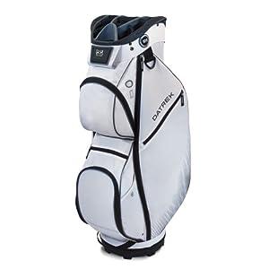 Buy Datrek CB-Lite Golf Cart Bag, White Black Charcoal by Datrek