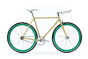 State Bicycle Co. - Bel-Aire - Fixed Gear Bike 59 cm