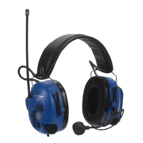 3M Peltor Lite-Com Pro Ii Two Way Radio Headset Mt7H7F4010-Na-50, Communications Headset Headband (Pack Of 1)