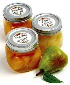 Norpro Canning Labels - Round