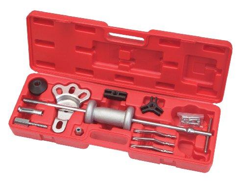 TEKTON  5645 Slide Hammer Puller Set, 5-Pounds, 17-Piece