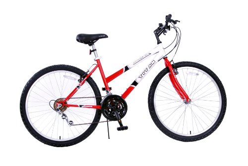 Bike USA Titan Pathfinder Ladies 18 Speed Mountain Bike