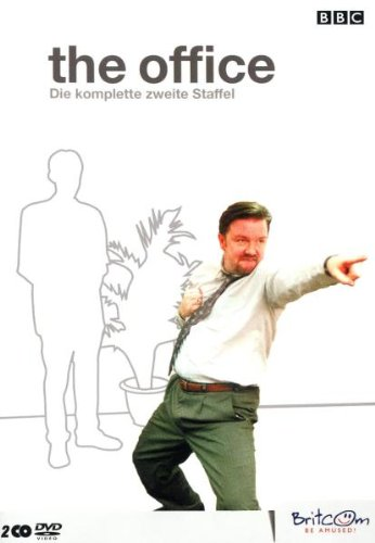 The Office - Die komplette zweite Staffel (2 DVDs)