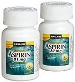 Kirkland-Signature-Low-Dose-Aspirin-2-bottles-365-Count-Enteric-Coated-Tablets-81-mg-each