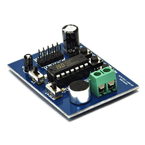 Gikfun ISD1820 Voice Board Sound Recorder for Arduino EK1177 (Sound Recording Module compare prices)