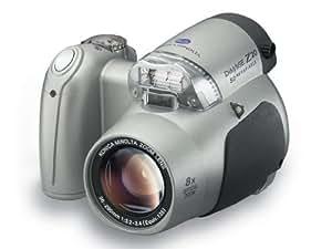 Konica Minolta Dimage Z20 5MP Digital Camera with 8x Optical Mega Zoom