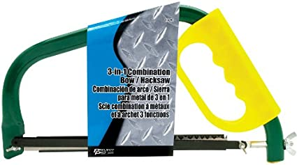 3-in-1-Bow/Hacksaw
