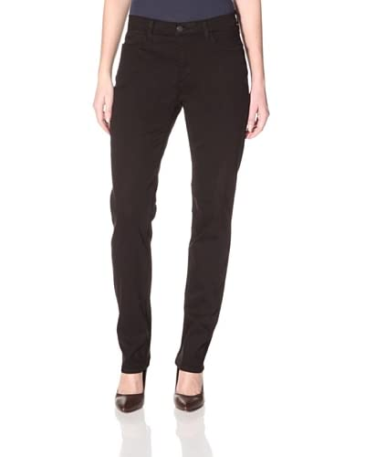 Not Your Daughter's Jeans Women's Twiggy Skinny Jean  - Chocolate