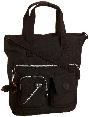 Kipling Womens Joslyn Shoulder Bag Black K15170