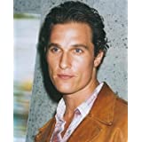MATTHEW MCCONAUGHEY 8x10 COLOUR PHOTO
