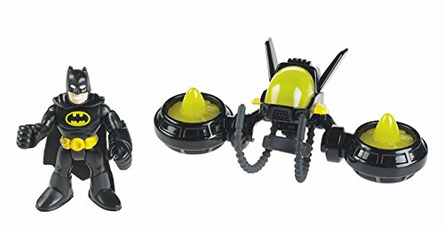 Fisher-Price Imaginext DC Super Friends Batman with Jet Pack - 1