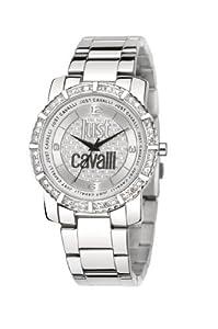 Just Cavalli Women's Quartz Watch Feel R7253582504 with Metal Strap