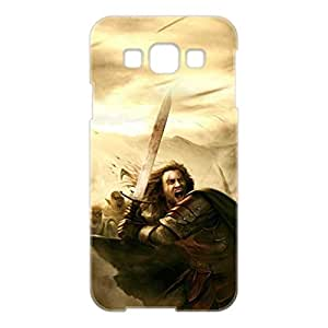 a AND b Designer Printed Mobile Back Cover / Back Case For Samsung Galaxy E5 (SG_E5_3D_2066)