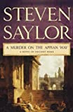 img - for A Murder on the Appian Way[MURDER ON THE APPIAN WAY][Paperback] book / textbook / text book