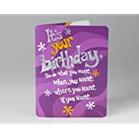 All About Your Birthday Card