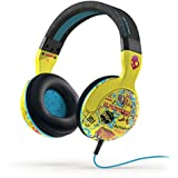 Skullcandy Hesh 2 Headphones w/Mic Toxic Tune/ Black/Magenta, One Size