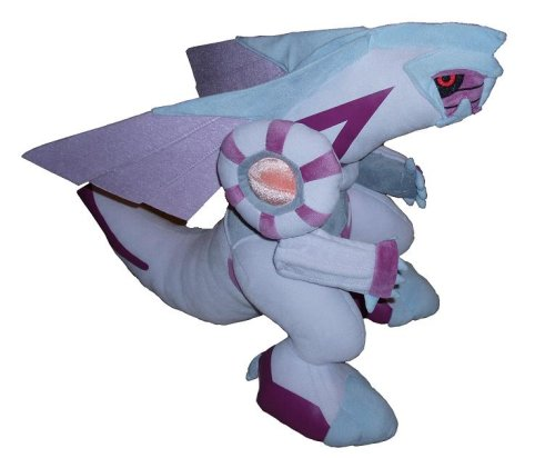 Picture of BanPresto Pokemon 15 Inch Deluxe Plush Figure Palkia (B0013D2YQ6) (Pokemon Action Figures)