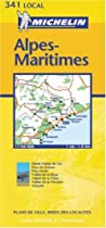 Alpes-Maritimes (Michelin Local Maps)