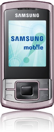 Samsung C3050 Handy (VGA-Kamera, MP3-Player, WAP, Quad Band) sweet-pink