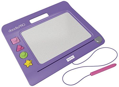 Mattel CHH61 Zaubermaltafel Doodle Pro slim, lila [Spielzeug]