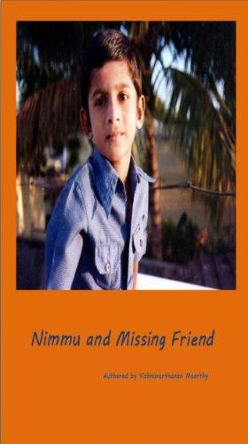 Book: Nimmu and Missing Friend by Vishnuvarthanan Moorthy