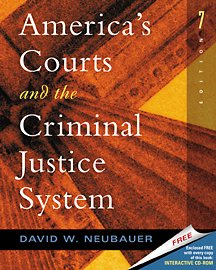 America's Courts and The Criminal Justice System (with CD-ROM, High School/Retail Version)