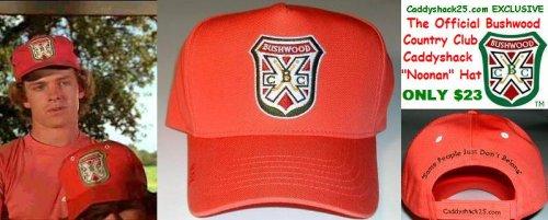Golf Store Online  CADDYSHACK Noonan Official Bushwood Golf Hat 787f009ed80c