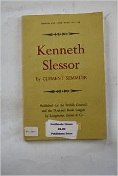 Kenneth slessor essay writer