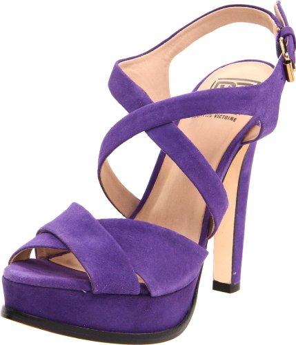 Rev Pour La Victoire Women's Hiro Sandal,Purple,8 M US