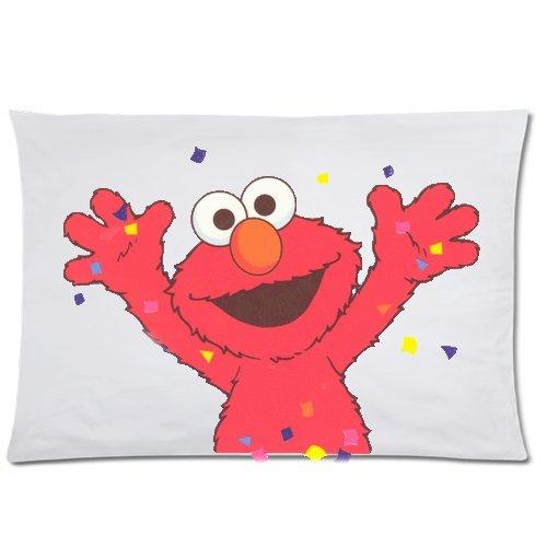 Elmo Pillowcase Covers Standard Size 20x30 PWC0644