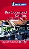 echange, troc Michelin - Bib Gourmand Benelux 2010 2010