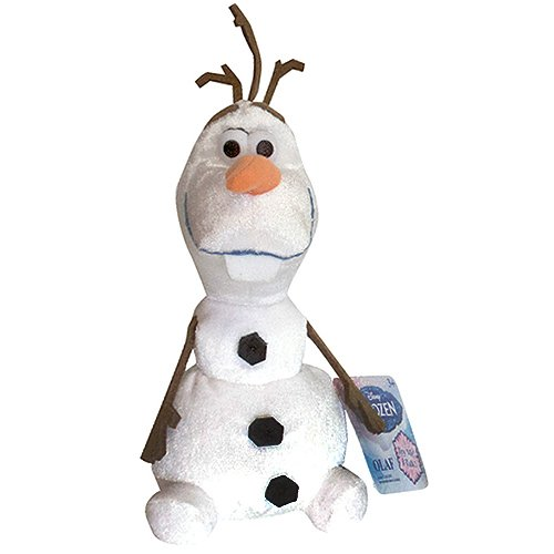 Disney Frozen Talking Plush [Olaf] - 1