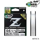 SHIMANO(シマノ) ライン パワープロ Z 200m PP-M62N ホワイト 1.2号