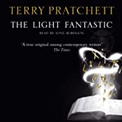 The Light Fantastic: Discworld, Book 2 | Terry Pratchett